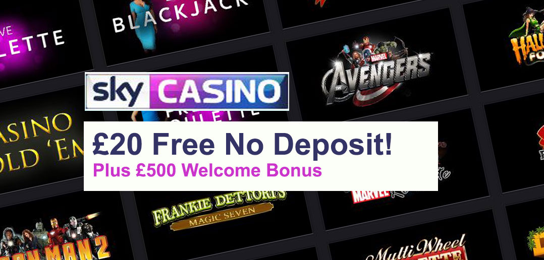 uk online casino no deposit bonus
