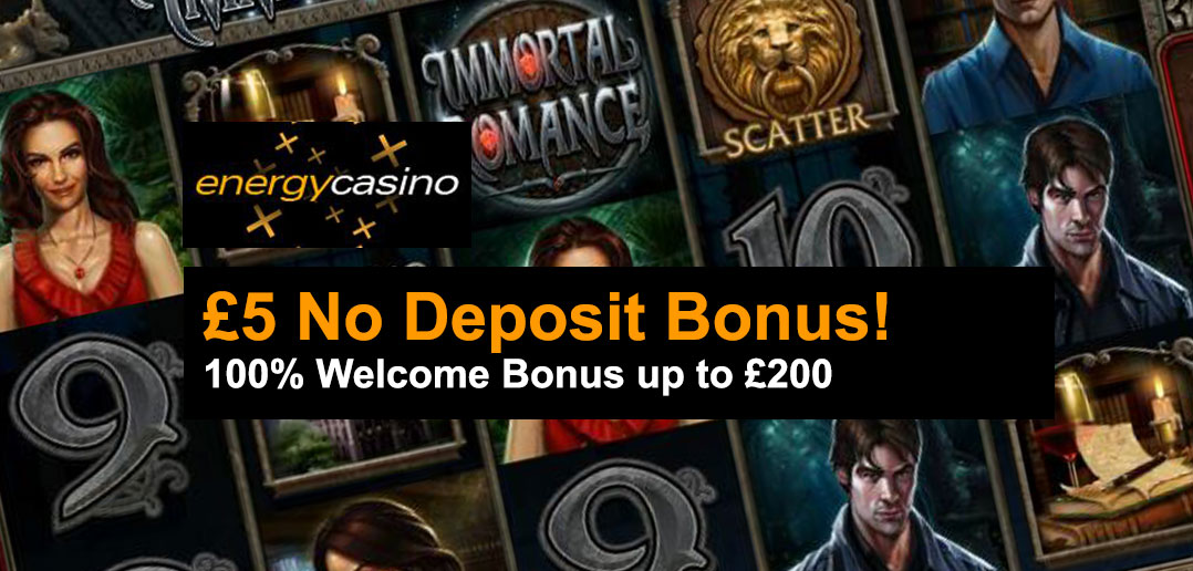 energy casino no deposit bonus