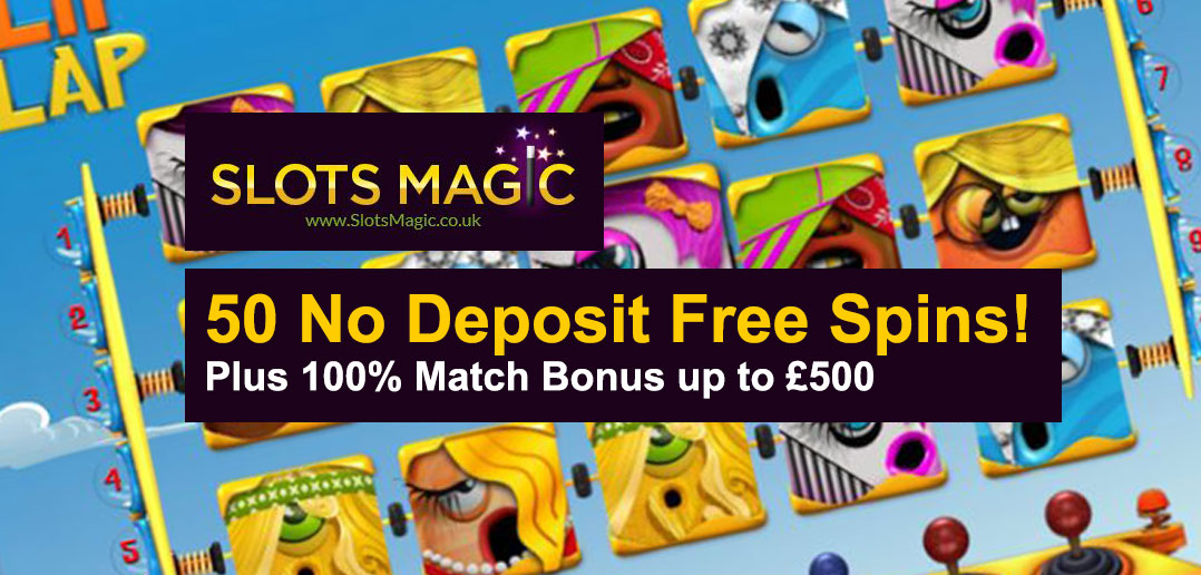 Magical spin casino bonus code