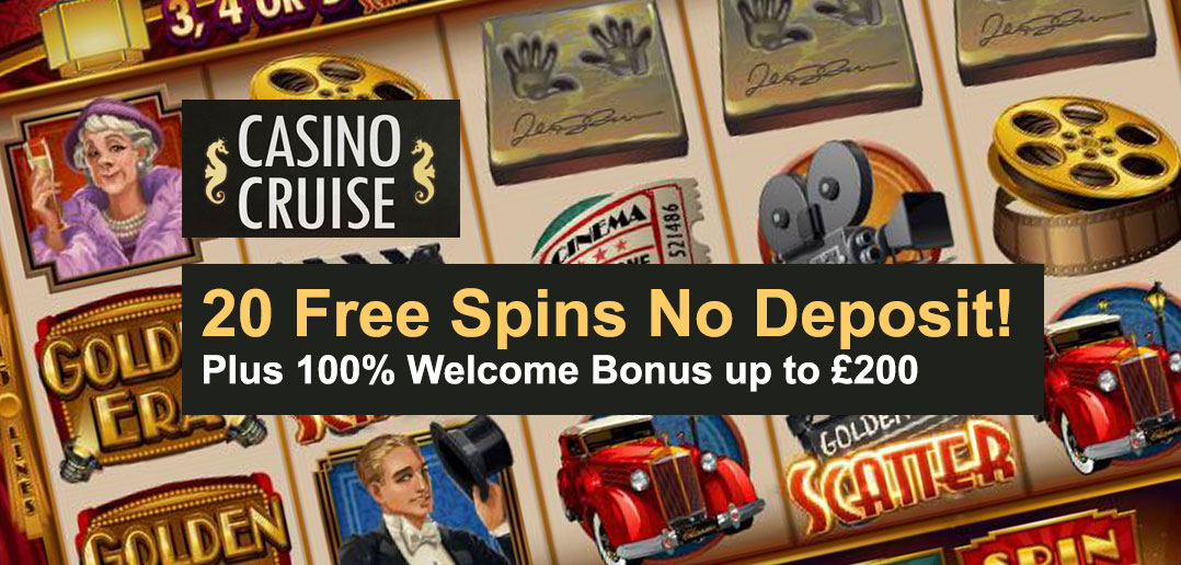 Cruise Casino Free Spins No Deposit